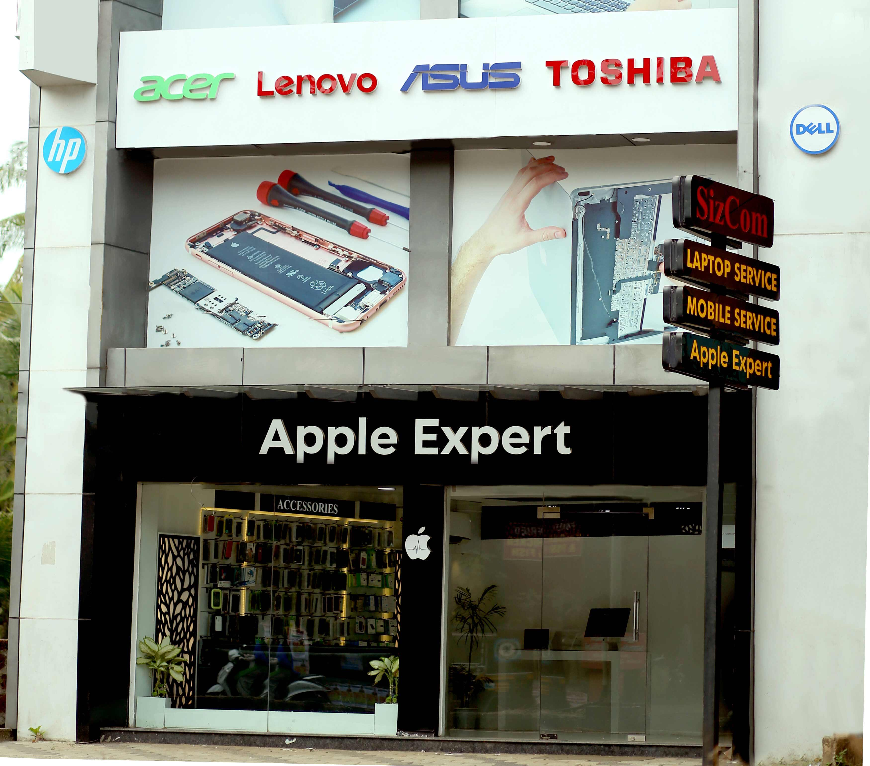 mobile repair center kannur